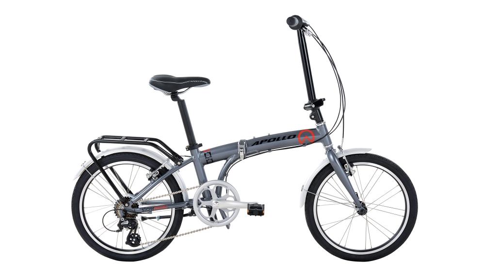 Складной велосипед APOLLO STOWAWAY из Австралии!