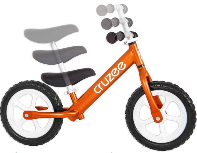 Беговел CRUZEE Ultralite (orange)