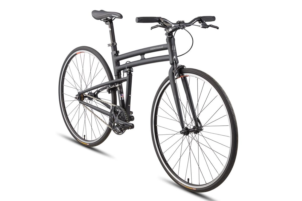 Складной велосипед Montague Boston