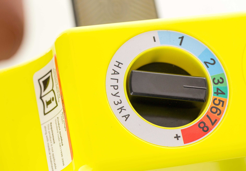 Велотренажер Shulz BOX Желтый