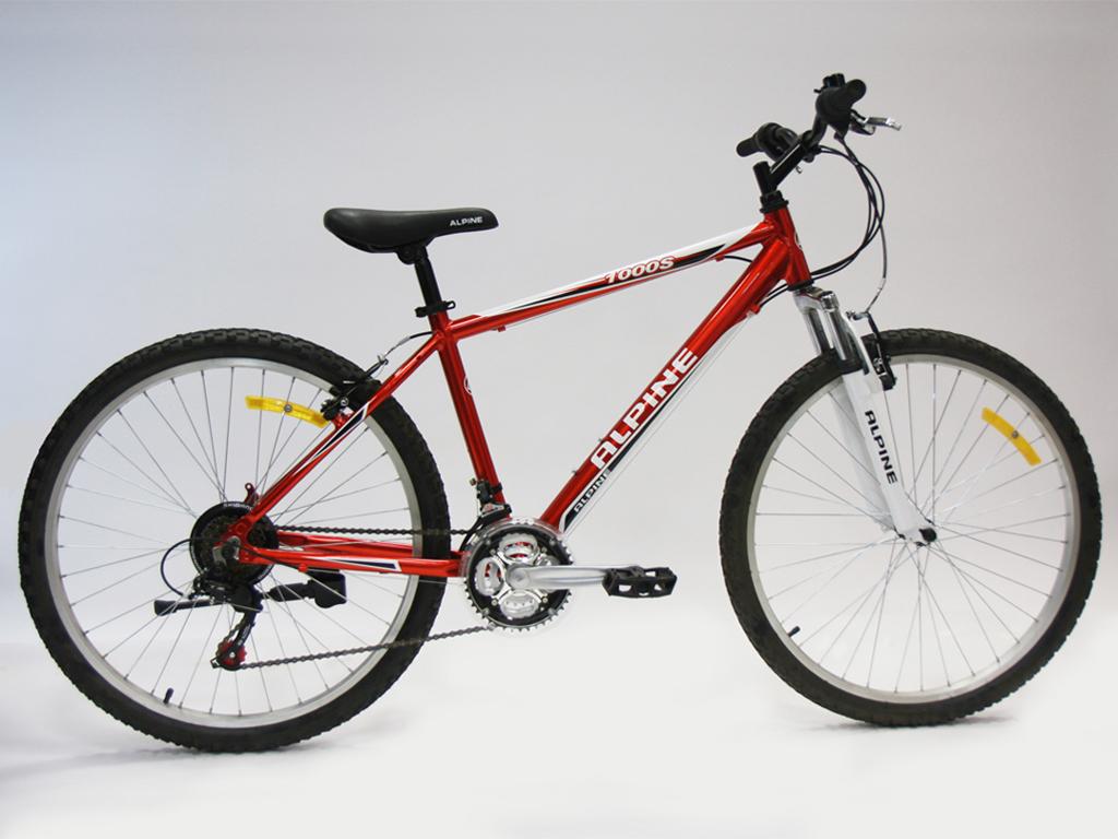 Велосипед Alpine Bike 1000S C-class