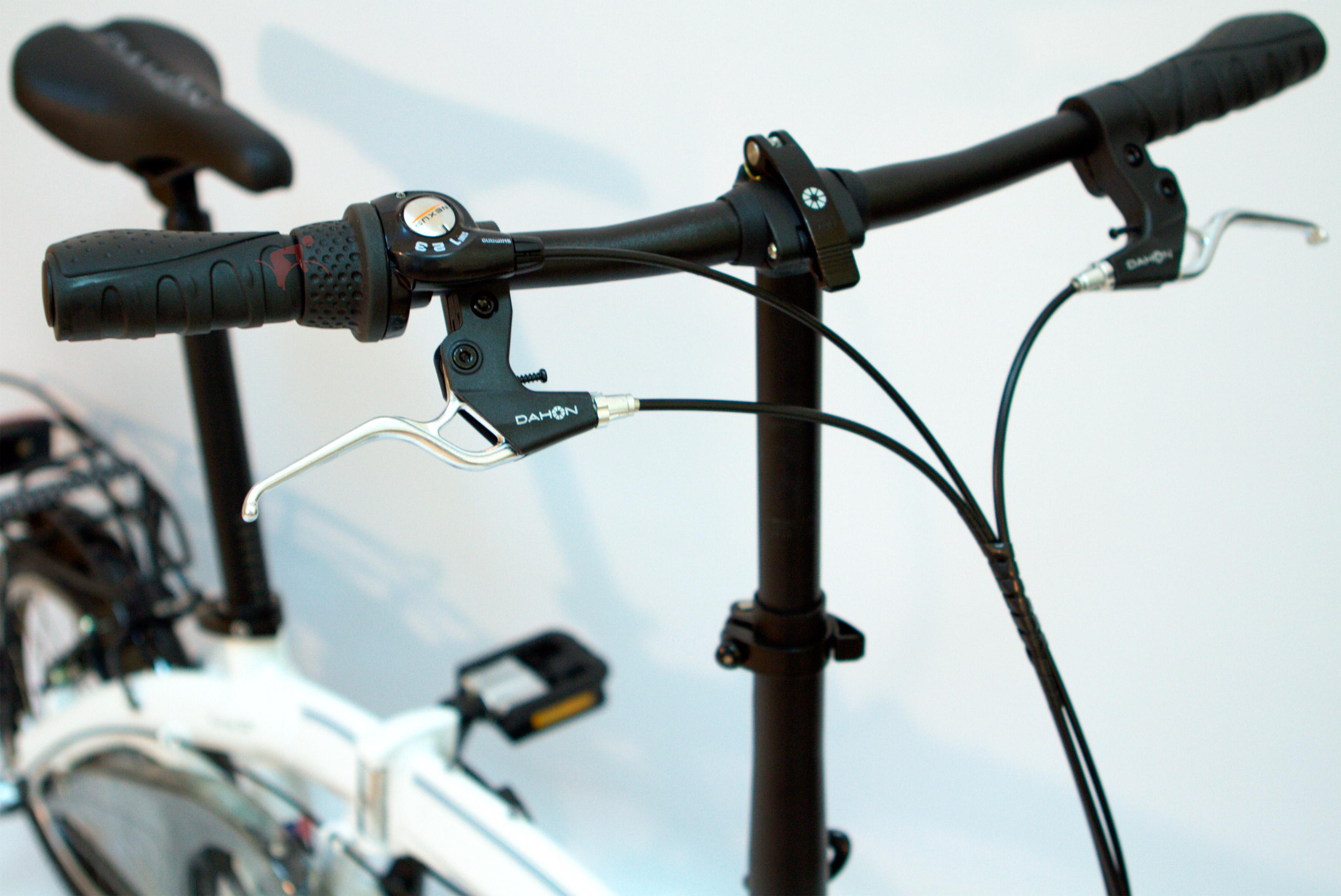 """Велосипед Dahon Curve i3 Cloud,колёса 16"""", крылья, багажник, насос, 3 скор."""