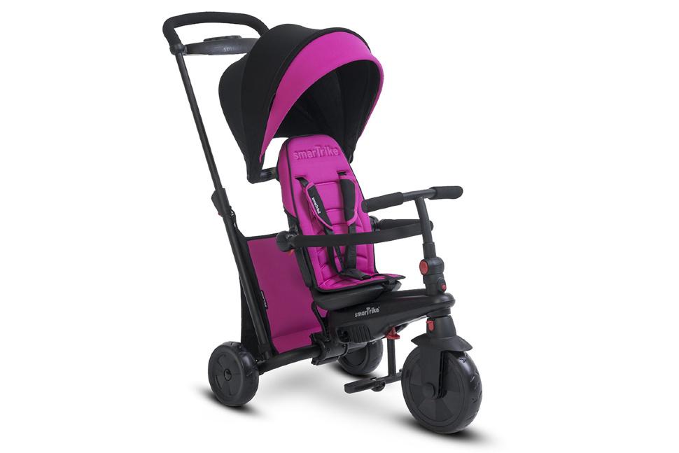 """Трехколесный велосипед """"SmarTrike"""" smarTfold 500 (Розовый)"""