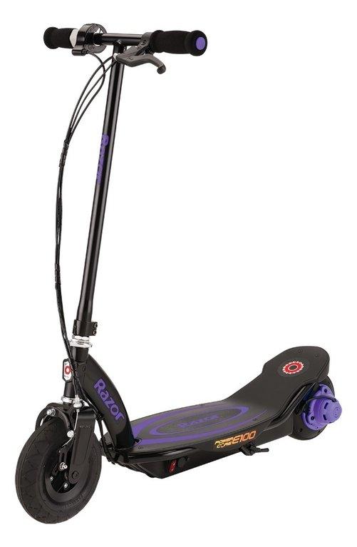Электросамокат Razor Power Core E100 (фиолетовый)