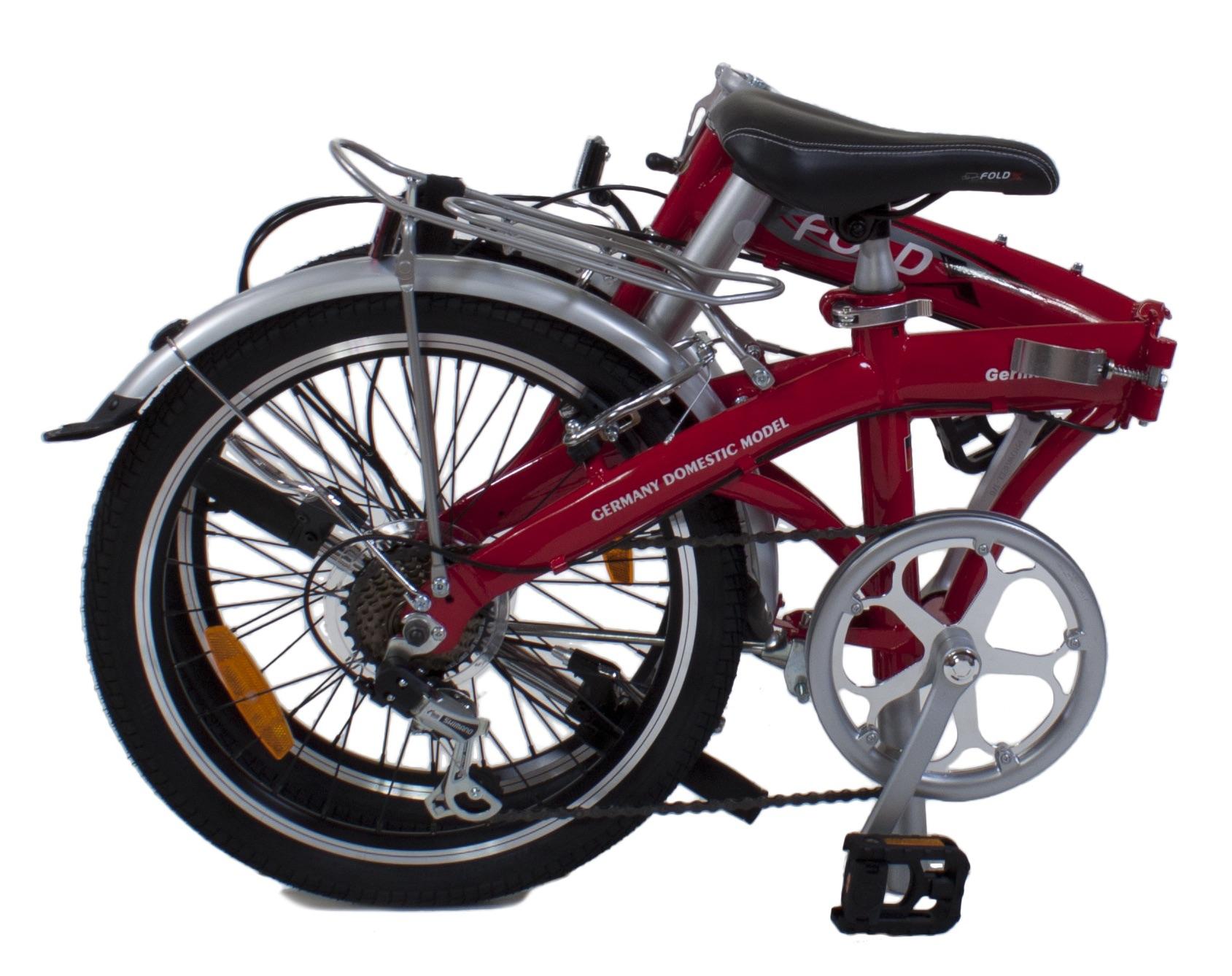 Складной велосипед FoldX Twist