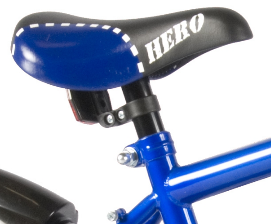 Четырехколесный велосипед для мальчиков Volare Kanzone boy 16 дюймов