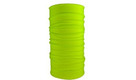 Бaндана - труба Volt Tube Solid Basic Safety Yellow