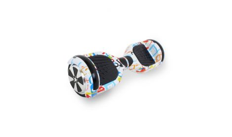 Гироскутер Hoverbot  A-3 LED Light, Цвет: Черный