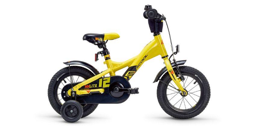 "Велосипед ""SCOOL"" XXlite 12 alloy, -/Зеленый"