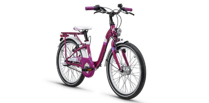 """Велосипед """"SCOOL"""" chiX alloy 20, 3 ск. Nexus, -/Фиолетовый"""
