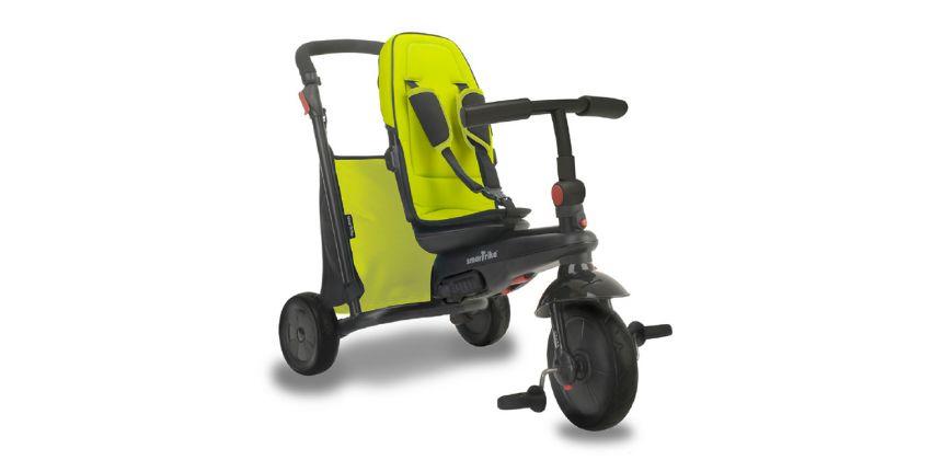 """Трехколесный велосипед """"SmarTrike"""" smarTfold 500 зеленый Зеленый"""