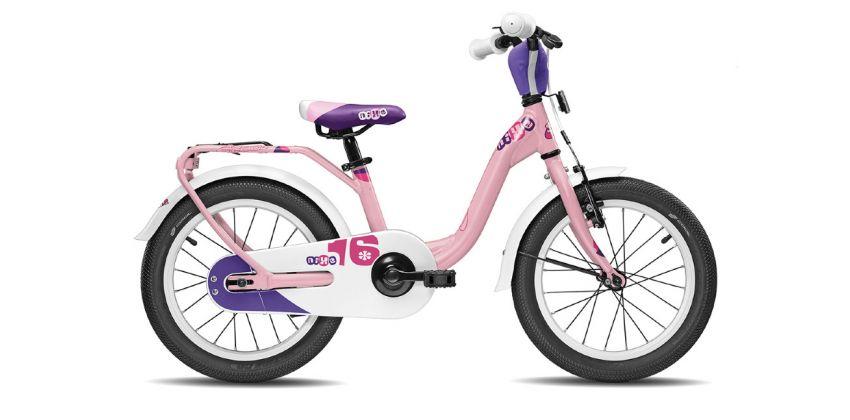 "Велосипед ""SCOOL"" niXe 16 alloy, -/Розовый"