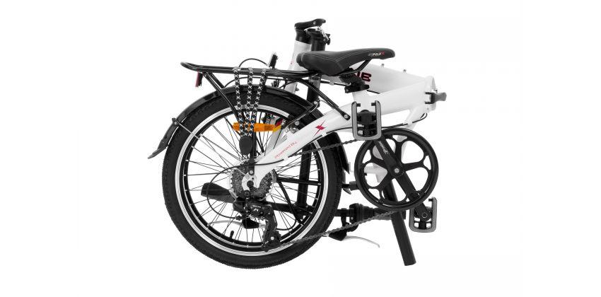 Складной велосипед FoldX Line White