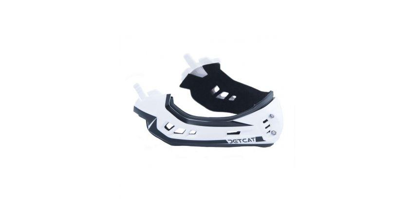 Детский шлем JET-CAT FULLFACE RAPTOR (WHITE/BLACK)