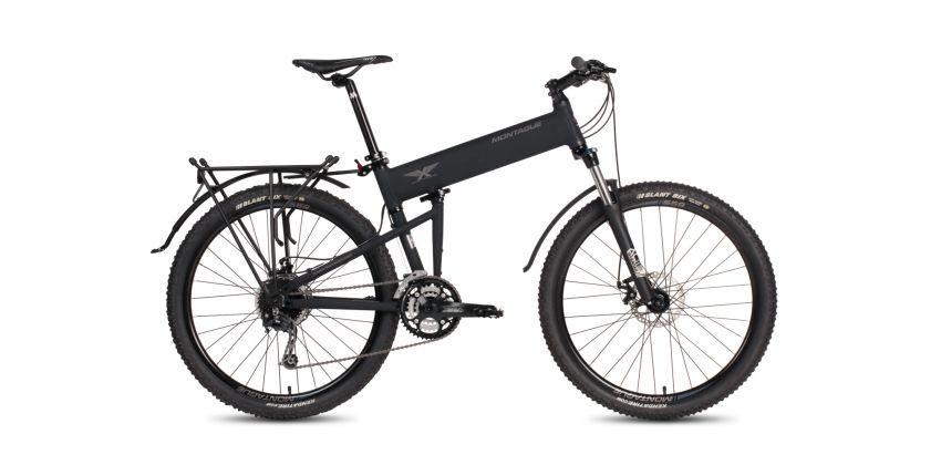 Складной велосипед Montague Paratrooper Pro