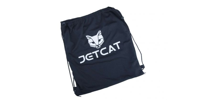 Детский шлем JET-CAT FULLFACE RAPTOR - M (BLACK/RED)