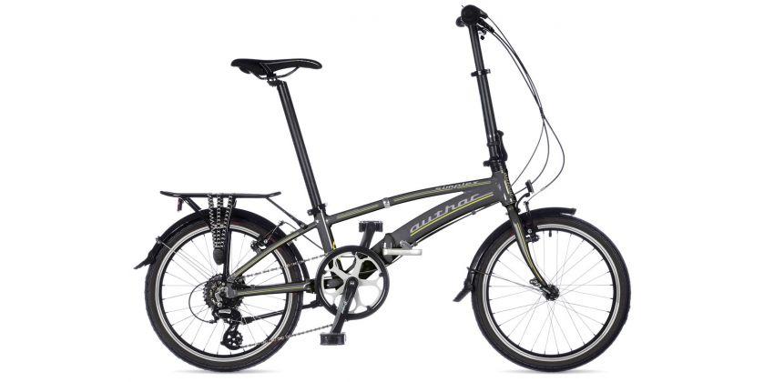 Велосипед складной AUTHOR Simplex [CLONE]