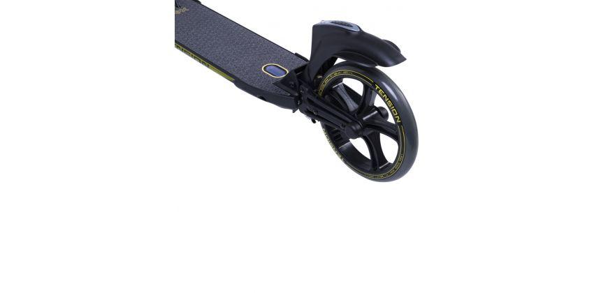 Самокат Ridex Tension 230\200 черно-желтый