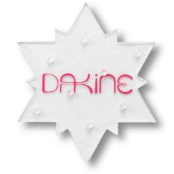 04AC2R DK15 Наклейка на доску FLAKE MAT 887 CLEAR