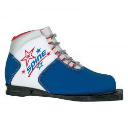 Лыжные ботинки Spine kids 299/1