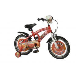 """Четырехколесный велосипед для мальчиков Volare - Disney Cars 16"""""""