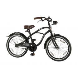 Двухколесный велосипед для мальчиков Volare Xpedition Cruiser deluxe 20 дюймов