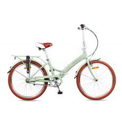 Велосипед SHULZ Krabi C 2016, фисташковый 7494С