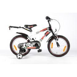 """Четырехколесный велосипед для мальчиков Volare - Football 16"""""""
