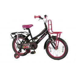 "Четырехколесный велосипед для девочек Volare - Cherry glittery 16"""