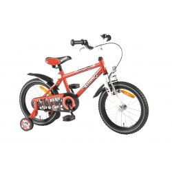"""Четырехколесный велосипед для мальчиков Volare -  Kanzone hero 16"""""""