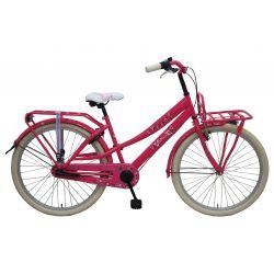 """Двухколесный велосипед для девочек Volare - Liberty Deluxe 26"""" SA 3 + slot"""