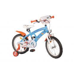 """Четырехколесный велосипед для мальчиков Volare - Disney planes 16"""""""