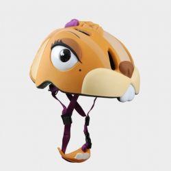 """Детский велосипедный шлем Crazy Safety - """"Бурундук"""""""