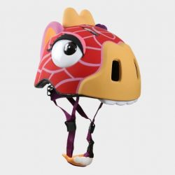"""Детский велосипедный шлем Crazy Safety - """"Жираф"""""""