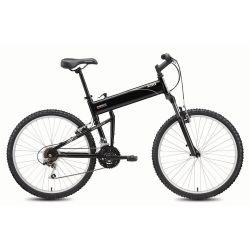 Складной велосипед Montague Swissbike X50 (2015) черный, размер в ассортименте