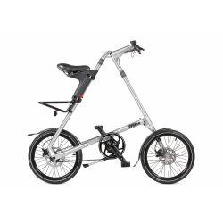 Велосипед STRIDA SD 2016, серебристый, шт