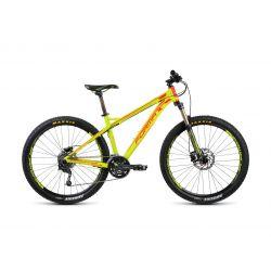 "Велосипед Format 1313 27,5"" 2015, желтый, размер рамы XL"