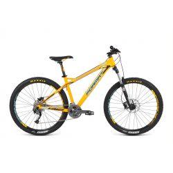 """Велосипед Format 1312 27.5"""" 2016, желтый, размер рамы в ассортименте"""