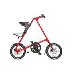 Велосипед STRIDA 5.2 '17 (серебристый)