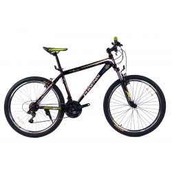Велосипед PHOENIX TK 1400 V Черный