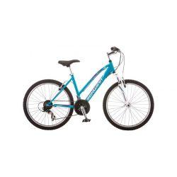 Подростковый горный велосипед для девочек Schwinn High Timber 24 Girl Blue (2019)