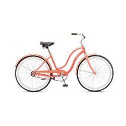 Женский велосипед Schwinn Slik Chik Coral (2015)