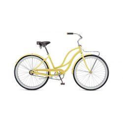 Женский велосипед Schwinn Slik Chik Yellow (2017)