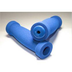 Грипсы CLL-129 синие, шт