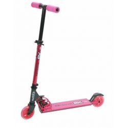 Самокат Exifun X3 Розовый