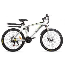 Велогибрид UBERBIKE S26 350W