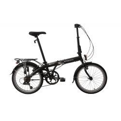 Складной велосипед Pegasus P7S Black