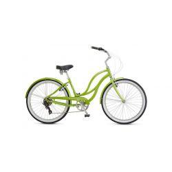 Женский велосипед круизер 7 скоростей Schwinn ALU 7 Women (2019)