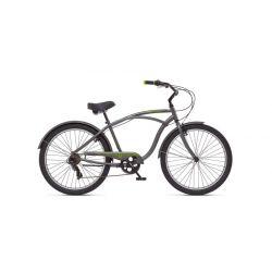Велосипед круизер 7 скоростей Schwinn S7 (2019)