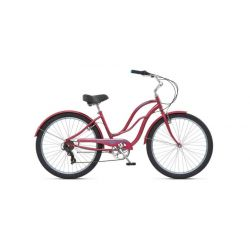 Женский велосипед круизер 7 скоростей Schwinn S7 Women (2018)